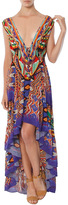 Shahida Parides Hi-Low Dress