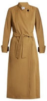 Osman Perfect 5 Nura cotton-twill trench coat