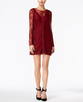 GUESS Laurie Lace Shift Dress