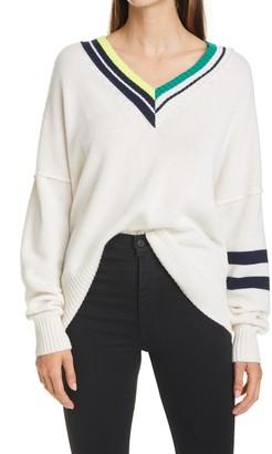 Autumn Cashmere Cricket Cashmere Sweater