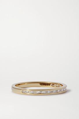 STONE AND STRAND 14-karat Gold Diamond Ring - 5