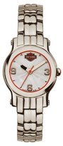 Harley-Davidson Women's Bulova Bracelet Wrist Watch 76L156