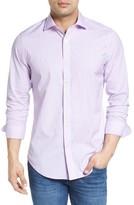 Vineyard Vines Men's Cooper Sunsail Check Classic Fit Sport Shirt