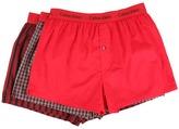 Calvin Klein Underwear Matrix Slim Fit Boxer