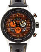 Weil & Harburg Karkin Men's Swiss Racing Chronograph Watch.