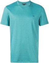 Michael Kors embroidered logo T-shirt - men - Cotton - M
