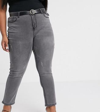 Koko skinny jeans in grey