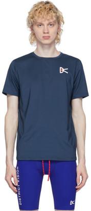 District Vision Blue Air-Wear T-Shirt