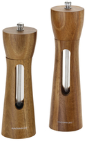 Rachael Ray Acacia Salt and Pepper Grinders (Set of 2)