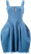 Marques Almeida Marques'almeida - ballon denim dress - women - Cotton - XS