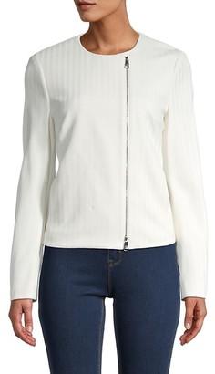 HUGO BOSS Herringbone Jersey Jacket