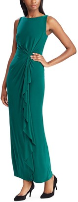 Chaps Women's Sleeveless Evening Gown