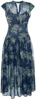 Twin-Set floral print dress - women - Polyester - 40