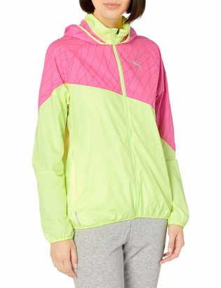 Puma Women's Hooded Running Jacket