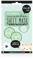 Smallable Cucumber Hydrating Face Mask