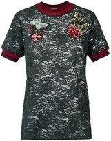 Martha Medeiros lace T-shirt