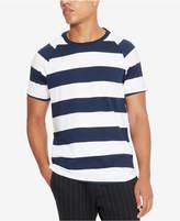 Kenneth Cole New York Men's Raglan Stripe T-Shirt