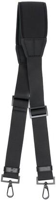 Troubadour fabric shoulder strap