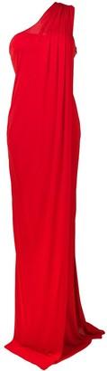 Tom Ford One Shoulder Dress