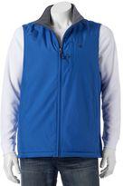 Izod Men's Radiance Polar Fleece Reversible Vest