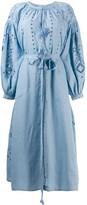 Vita Kin belted tunic dress