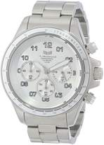 Vestal Men's ZR2006 ZR-2 Chrono Brushed Watch