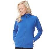 Berghaus Womens Arnside Full Zip Fleece Jacket Galaxy Blue