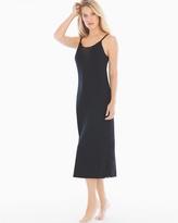 Soma Intimates Tea Length Nightgown Black