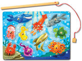 Carter's Melissa & Doug Fishing Magnetic Puzzle Game