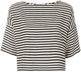 Bellerose striped half sleeve tee