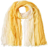 Faliero Sarti Colorblock Scarf with Silk