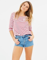 All About Eve Bianca Denim Shorts