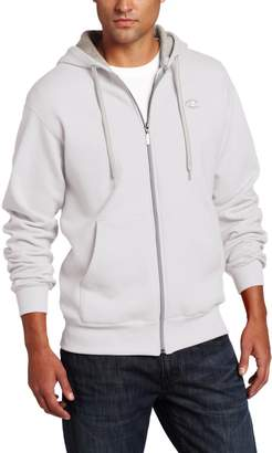Champion Men's Full Zip Eco Fleece Hoodie