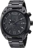 Diesel Overflow DZ4223 Men's Wrist Watches, Dial