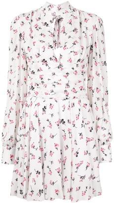 BROGNANO Floral-Print Mini Dress