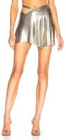 Fannie Schiavoni Mesh Skirt