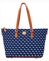 Dooney & Bourke Denver Broncos Zip Top Shopper