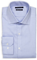 Tailorbyrd Light Blue Trim Fit Dress Shirt