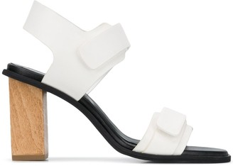 Christian Wijnants Strappy Heeled Sandals