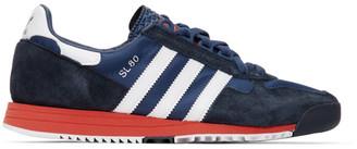 adidas Navy SL 80 Sneakers