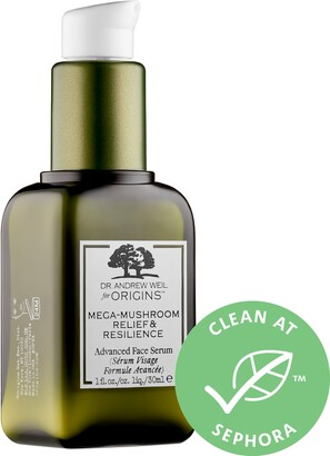 Origins Dr. Andrew Weil For Mega-Mushroom Relief & Resilience Advanced Face Serum