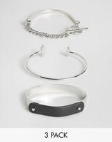 Aldo Cyrila Stacking Bracelets