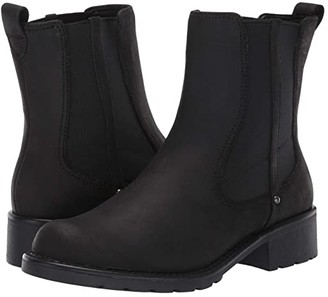 Clarks Orinoco Club (Black Leather) Women's Boots