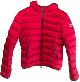 Colmar Red Coat for Women