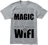 Customised Perfection Magic WiFi LiFi Funny Geek Nerd Big Bang Theory T Shirt XL