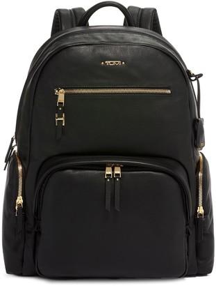 Tumi Carson multi-pocket backpack