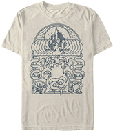 Fifth Sun The Little Mermaid Nautical Line Tee - Men's Regular