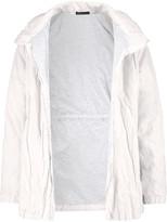 James Perse Cotton-blend jacket