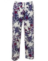 Laura Urbinati Floral Track Pants