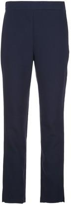 Prabal Gurung zip-up tailored trousers
